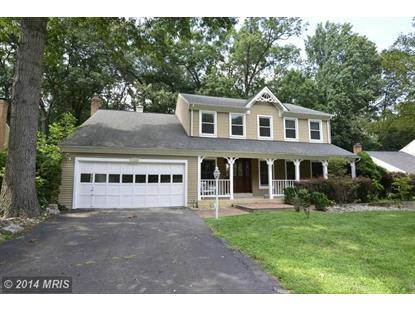 11632 DEER FOREST RD Reston, VA MLS# FX8409187