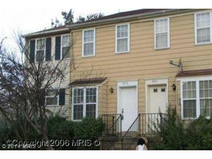 4216 SAUTERNE CT Chantilly, VA MLS# FX8409539