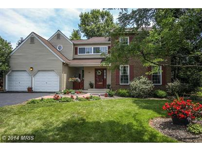 1337 FORTY OAKS DR Herndon, VA MLS# FX8409708