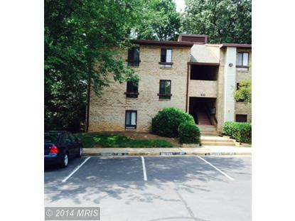 2214 CASTLE ROCK SQ #11C Reston, VA MLS# FX8411038