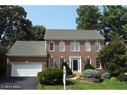 10954 KEYS CT Fairfax, VA MLS# FX8411599