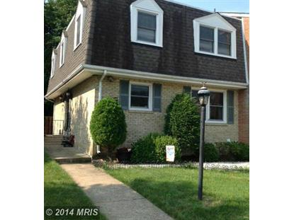 9101 BARRICK ST Fairfax, VA MLS# FX8411923