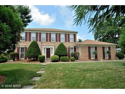 4422 TULIP TREE CT Chantilly, VA MLS# FX8412137