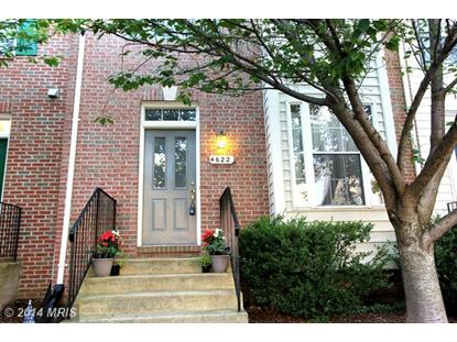 4622 DEERWATCH DR Chantilly, VA MLS# FX8412875