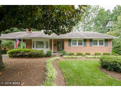 9809 LAUREL ST Fairfax, VA MLS# FX8413489