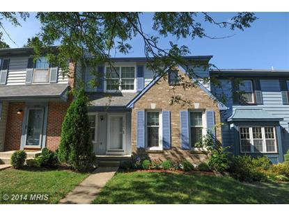 10206 SCARBOROUGH COMMONS CT Burke, VA MLS# FX8414724