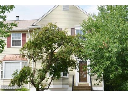 4187 PLEASANT MEADOW CT #101A Chantilly, VA MLS# FX8415265