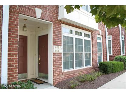 4661 EGGLESTON TER #341 Fairfax, VA MLS# FX8419261
