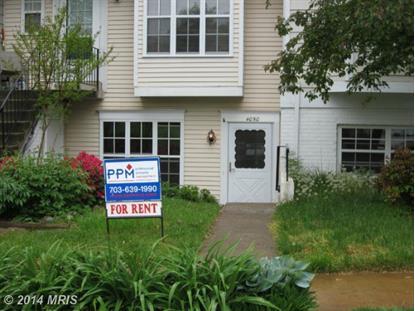 4050 SPRING RUN CT #9F Chantilly, VA MLS# FX8420833