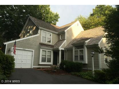 11601 OLD BROOKVILLE CT Reston, VA MLS# FX8424643