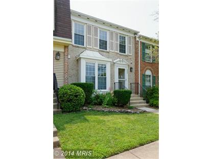 3907 KERNSTOWN CT Fairfax, VA MLS# FX8426802