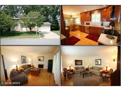 4774 FARNDON CT Fairfax, VA MLS# FX8427084