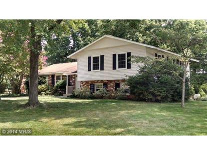 4307 KILBOURNE DR Fairfax, VA MLS# FX8427434