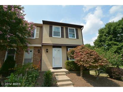 12147 PURPLE SAGE CT Reston, VA MLS# FX8428410