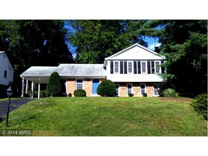 10919 SPURLOCK CT Fairfax, VA MLS# FX8430193