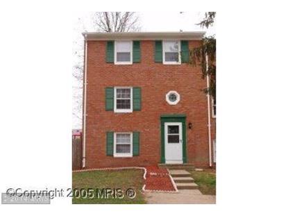 13641 STEPNEY LN Chantilly, VA MLS# FX8432212