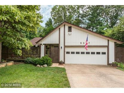 5337 AYLOR RD Fairfax, VA MLS# FX8432714