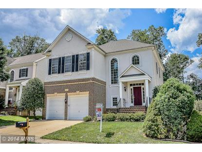 3820 HIGHLAND OAKS DR Fairfax, VA MLS# FX8432810