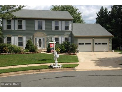 304 HUNT WAY CT Herndon, VA MLS# FX8433770