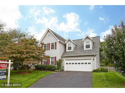 3404 HIDDEN MEADOW DR Fairfax, VA MLS# FX8435624