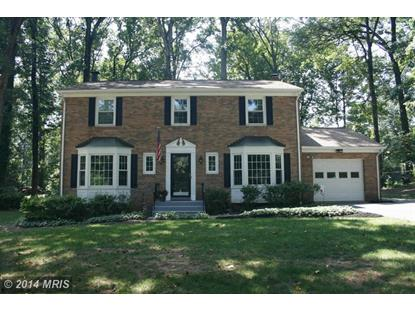 12409 CASTNER CT Fairfax, VA MLS# FX8436610