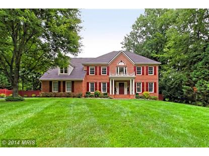 11809 DECOUR CT Fairfax, VA MLS# FX8437489
