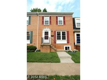 2352 HORSEFERRY CT Reston, VA MLS# FX8437931