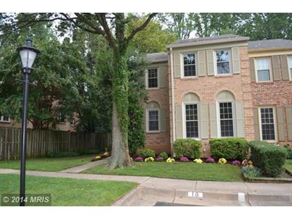 10338 HAMPSHIRE GREEN AVE Fairfax, VA MLS# FX8437979