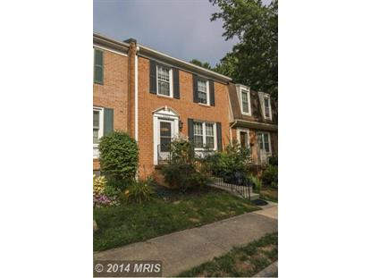 2346 HORSEFERRY CT Reston, VA MLS# FX8438273