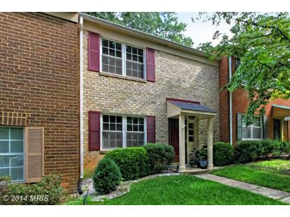 2264 GUNSMITH SQ Reston, VA MLS# FX8438848