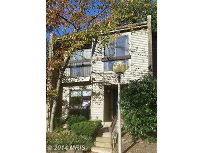 11630 IVYSTONE CT #3A1 Reston, VA MLS# FX8438980