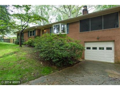 3529 MORNINGSIDE DR Fairfax, VA MLS# FX8440368