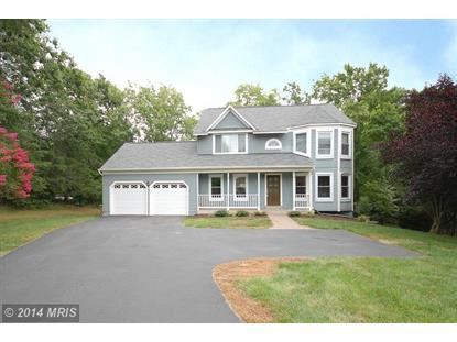 3605 IRISH MOSS CT Fairfax, VA MLS# FX8442130