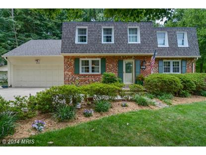 4836 GAINSBOROUGH DR Fairfax, VA MLS# FX8442570