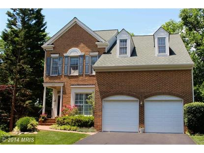 3738 CENTER WAY Fairfax, VA MLS# FX8444563