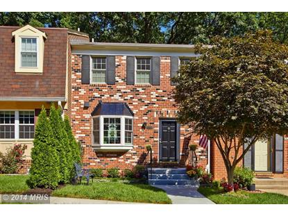11716 DRY RIVER CT Reston, VA MLS# FX8445177