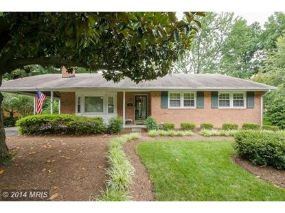 9809 LAUREL ST Fairfax, VA MLS# FX8446378