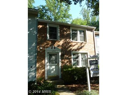 11503 UNDEROAK CT Reston, VA MLS# FX8448510