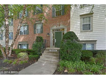 12023 GOLF RIDGE CT #302 Fairfax, VA MLS# FX8448547