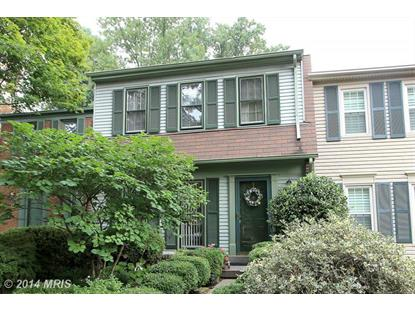 2182 GREENKEEPERS CT Reston, VA MLS# FX8448876