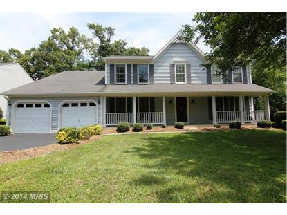 4709 LEWIS WOODS CT Chantilly, VA MLS# FX8451491