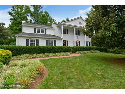 3716 CARRIAGE HOUSE CT Alexandria, VA MLS# FX8452299
