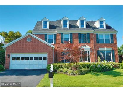 1401 RAINBOW CT Herndon, VA MLS# FX8452908