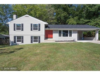 5206 HOLDEN ST Fairfax, VA MLS# FX8453092