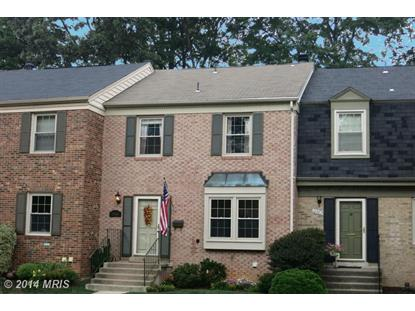10364 HAMPSHIRE GREEN AVE Fairfax, VA MLS# FX8453222