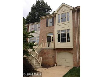 1363 HERITAGE OAK WAY Reston, VA MLS# FX8453808