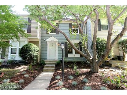 11016 GRANBY CT Reston, VA MLS# FX8454447
