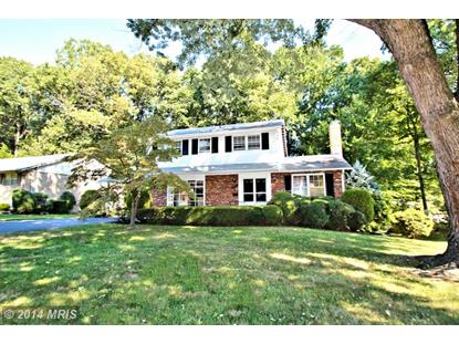 9804 LAUREL ST Fairfax, VA MLS# FX8459525