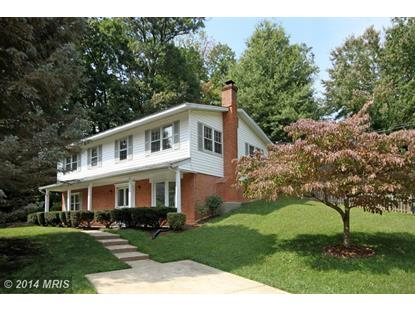 9507 BABSON CT Fairfax, VA MLS# FX8461183