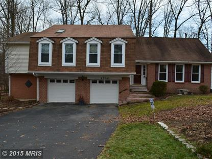 4304 BIRCH POND LN Fairfax, VA MLS# FX8461779